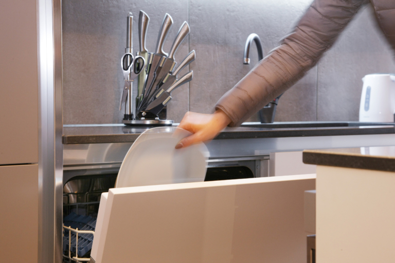 Aparthotel-Zell am See Küchenausstattung-Geschirrspüler