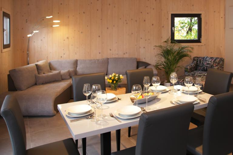 Aparthotel-ZellamSee-modern und wohnlich eingerichtet