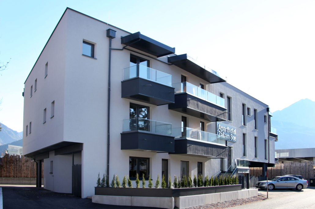 Aparthotel Zell am See, neue moderne Apartments