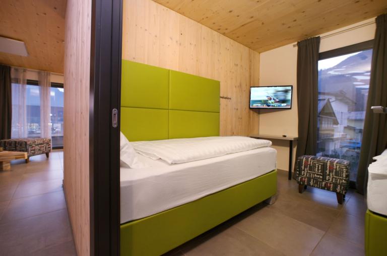 Aparthotel-ZellamSee-Sleeping Room