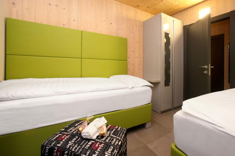 Aparthotel-Zell am See Zweibettzimmer